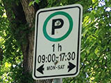 Residential Parking Program